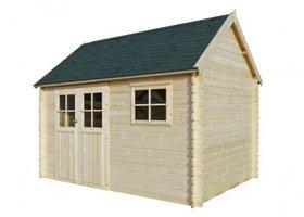 Goucester L houten tuinhuis