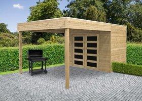 Potenza modern tuinhuis